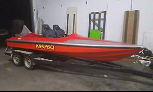 Macho Ski Boat North Boambee Valley Coffs Harbour City Preview