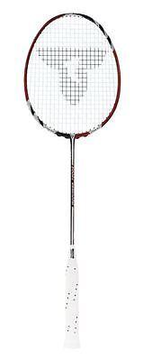 TALBOT TORRO Isopower T-4002 Badmintonschläger bespannt mit Babolat I-feel  NEU