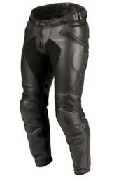 Dainese C2 Pony Leather Motorbike Jeans 56