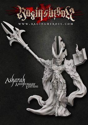 - Raging Heroes 20010 Asharah Heroic Female Warrior Wizard Chaos Sorcerer Vampire