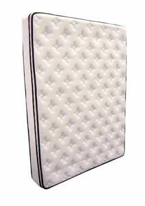 Pocket Spring SensAtech Double Size Mattress Spine Platinum Plush Richmond Yarra Area Preview