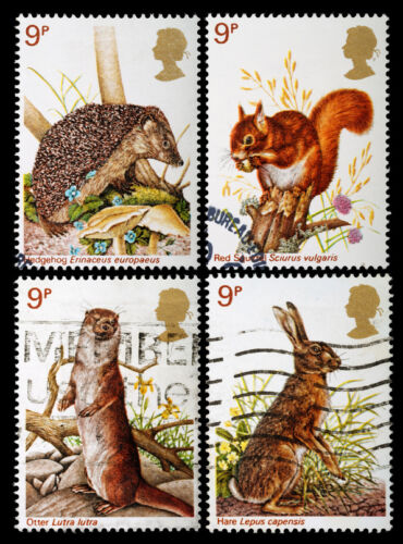 Nature-Themed British Stamp Buying Guide