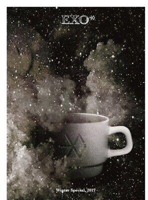 EXO - Universe (2017 Winter Special Album) SEALED CD+ Booklet + Random Photocard