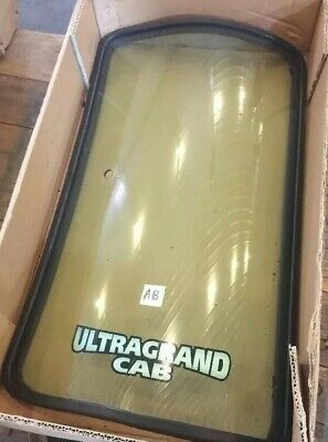 Kubota M7040 M7650 Tractor Rear Corner Glass Corner Ultragrand Cab 3c581-97651