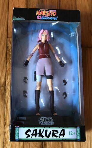 McFarlane Toys Naruto Shippuden Sakura Collectible Action Fi