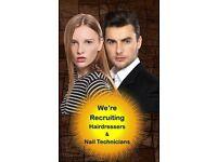 Hairdresser & Nail Technicians
