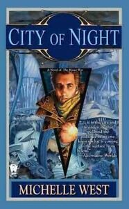 City of Night: A Novel of the House War (House wars)-ExLibrary