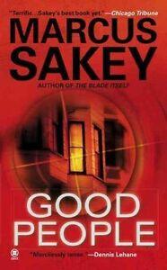 Good People, Sakey, Marcus, New