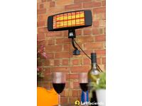 2000watt Quartz Patio Heater BNIB
