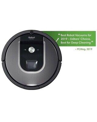 iRobot Roomba 960 Robotic Vacuum Cleaner (Black)