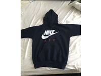Brand New Navy Blue Nike Air Hoodie