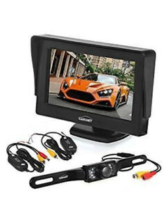 BRAND NEW Backup Camera - Wireless Car Rearview (Waterproof)