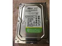 Hard drive 160gb