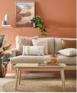 Oak look coffee table - pick up South Yarra