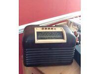 BUSH DAC 10 Bakelite radio