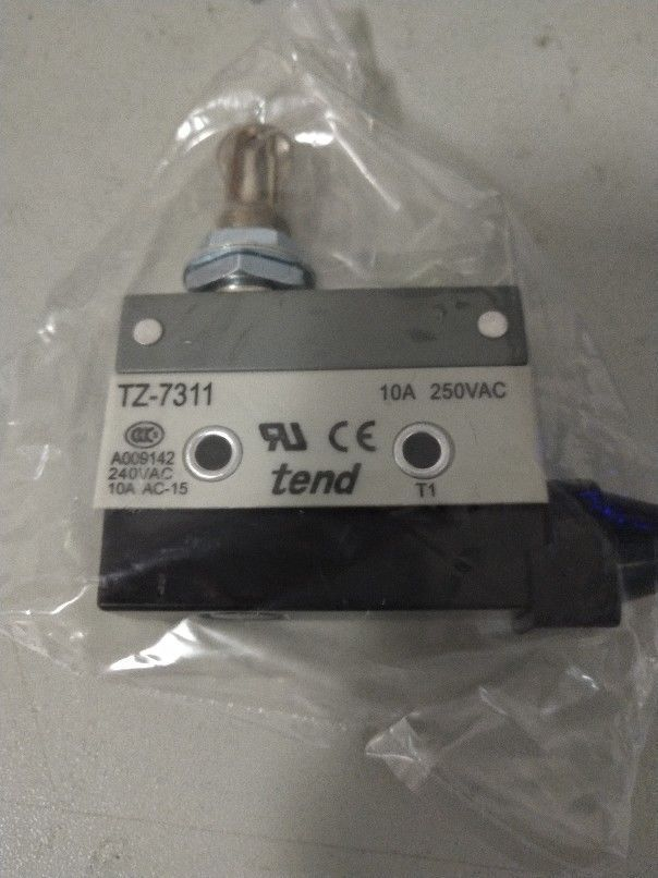 2PC NEW TZ-7311 TZ7311 Tend Limit Switch Momentary 10A 250V