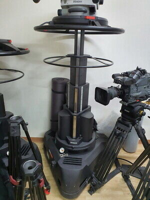 Vinten quattro studio pedestal 3851, supports 80kg. perfect working.
