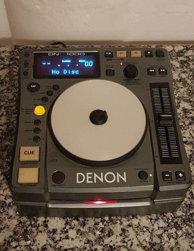 Denon CD Deck