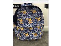 Kids M&S backpack