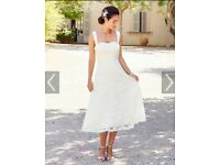 Joanna hope lace wedding/prom dress