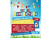 Summer Fair / Stalls Available