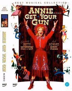 Annie Get Your Gun DVD (1950) Betty Hutton, Howard Keel