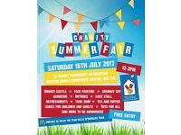 Summer fair / stalls available
