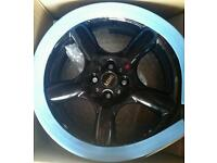 """Mini wheels 17"""""""