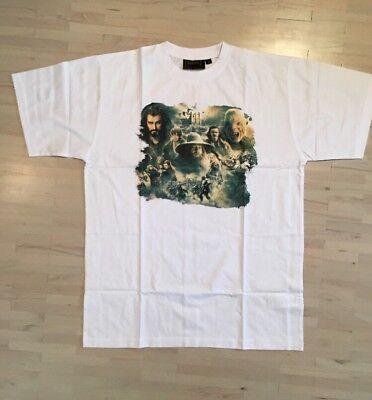 neues Hobbit T-Shirt Characters Die Schlacht der fünf Heere Gr. M