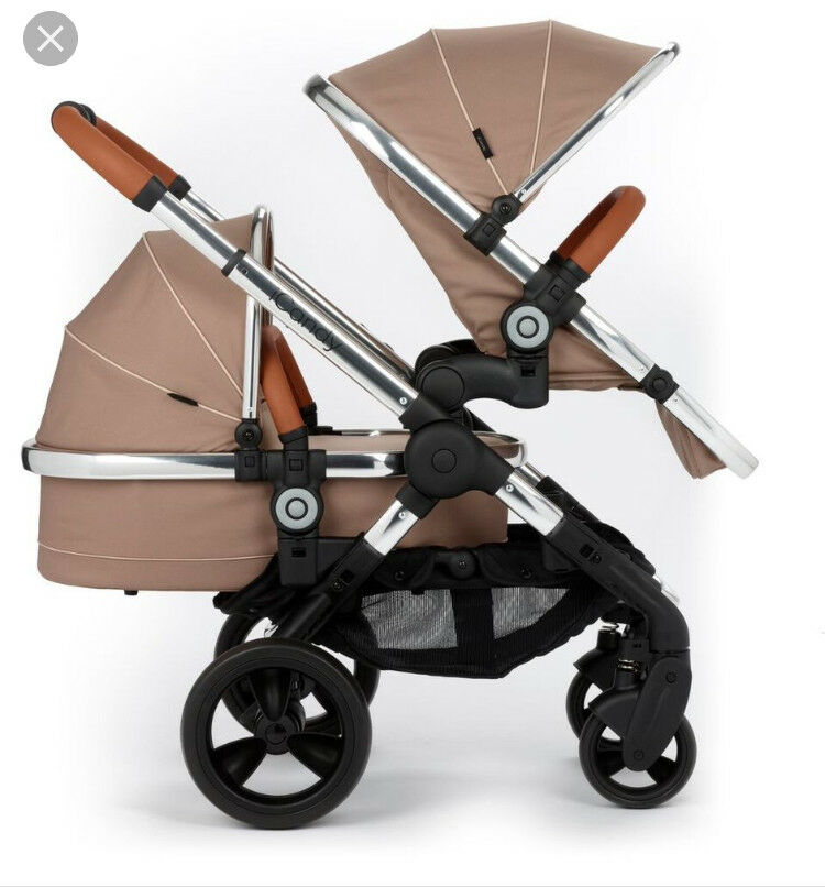 I candy Icandy Peach 3 in erscotch with carrycot and car seat ...
