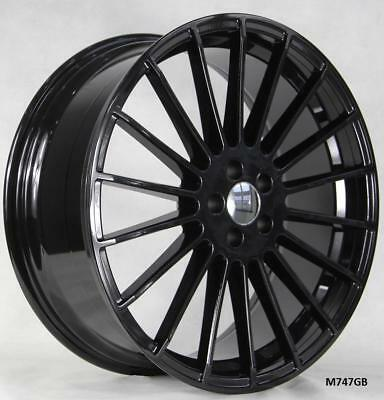 22'' wheels for BENTLEY CONTINENTAL GTC GTC SPEED 2009 & UP (Staggered 22X9/10)