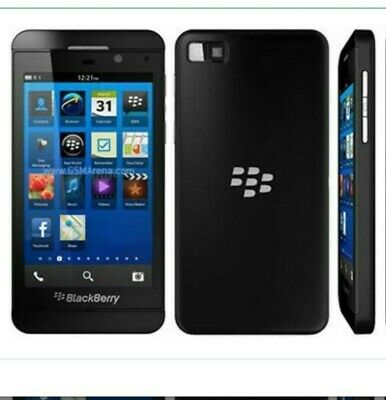 Brand New BlackBerry Z10 - 16GB - Black (Verizon) Smartphone GSM Unlocked