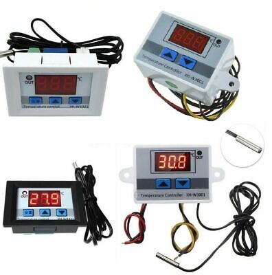 Incubator Digital Temperature Controller Thermostat Control With Switchprobe