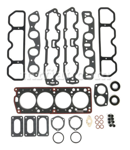 Fiat 124 Coupe Spider 1400 1600 Cylinder Head Gasket Set New