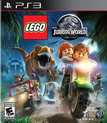 LEGO Jurassic World PS3 New PlayStation 3, Playstation 3