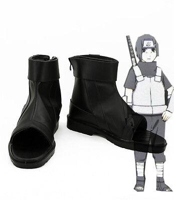 NARUTO Uchiha Itachi Cosplay Kostüm Ninja Schuhe Shoes chaussure scarpa - Ninja Kostüm Schuhe