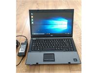 HP 6710b Laptop ***Windows 10***