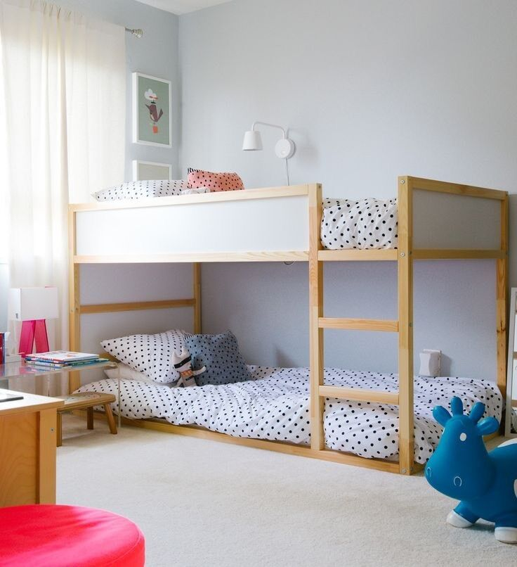 Ikea Children S Bunk Bed Kura Reversible In Cheltenham