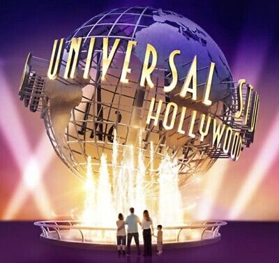 Universal Studios HOLLYWOOD 9 MONTH Season PASS Tickets SAVE Promo ONLY $124