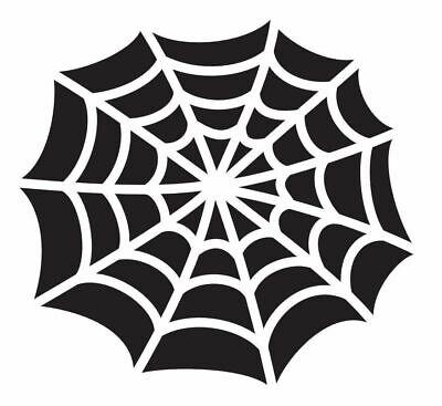Halloween Spider Web Stencil (Spiders Web Halloween Stencil)