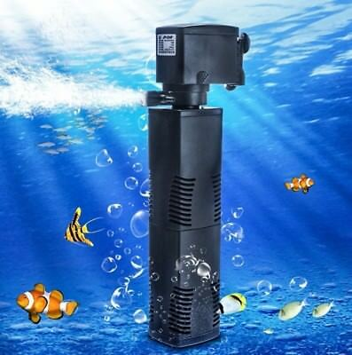 300LPH Vertikale Interne Aquarium Filter Filtration Pumpe Spray Beste Qualität