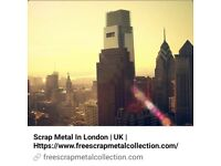 FREE SCRAP METALS COLLECTION / RUBBISH REMOVALS CENTRAL LONDON TOP PRICES