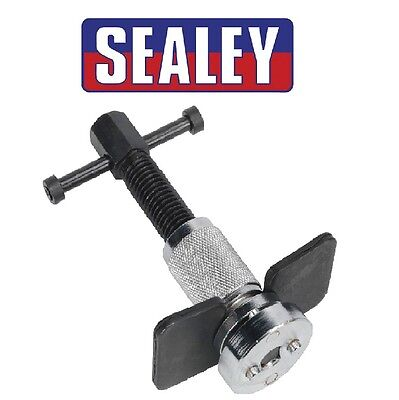 Sealey Pistón de Freno Viento Trasero Herramienta con Adaptador Doble VS024