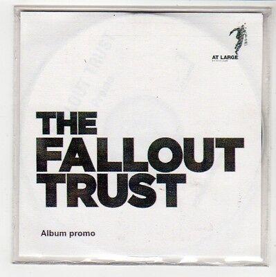 - (GG158) The Fallout Trust, Album - DJ CD