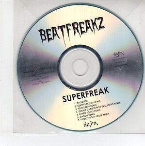 BEATFREAKZ   THE DJ MUSIC POOL