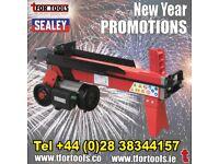 Sealey LS520H Horizontal Log Splitter 5 tonne 520mm Capacity