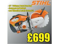 "Stihl TS410 Compact 300mm / 12"" 3.2Kw Petrol Cut-Off Con Saw"