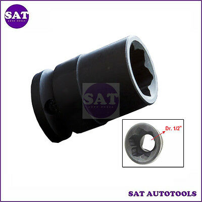 Wheel Lug Socket FOR Merceds Benz Maybach, W221 (S-class) and late CL-class  F/H