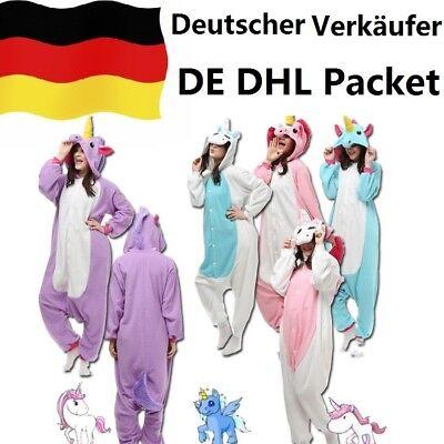 My Little Pony Kostüm (My little pony Einhorn Kostüm Pyjama Jumpsuit Unisex Kinder Erwachsene Cosplay)