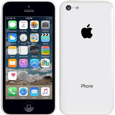 Smartphone Apple iPhone 5c 16GB Blanco Libre Teléfono Móvil 12 Meses de...